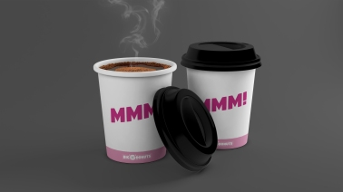 To-Go Coffee Mock-up